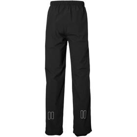 Basil Hoga Pantalones Lluvia, negro